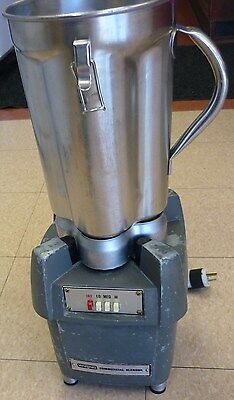 Waring Blender Cb6 Csa Commerical Model 33Bl34 Used Very Good Working Condition