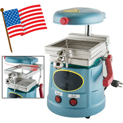 Dental Vacuum Former Forming Molding Machine Thermoforming Lab Equipment 110V
