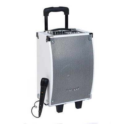 Portable Battery Powered PA System Tailgate Portable Bluetooth Sound System