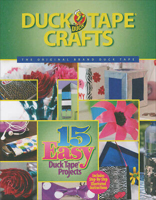 Design Originals Duck Tape Crafts DO-21350