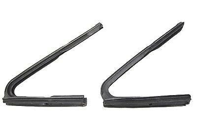 1960-1964 Chevy Corvair Front Vent Window Main Weatherstrip Seals READ DETAILS
