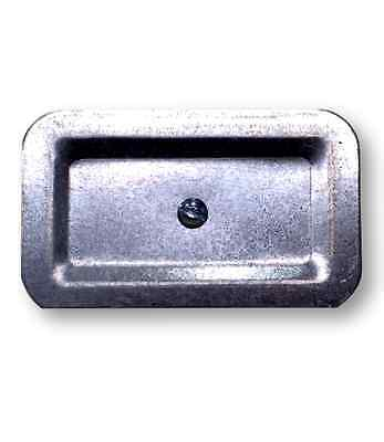 3 x 5 inch Rectangular Hand Hole Cover for Light Poles