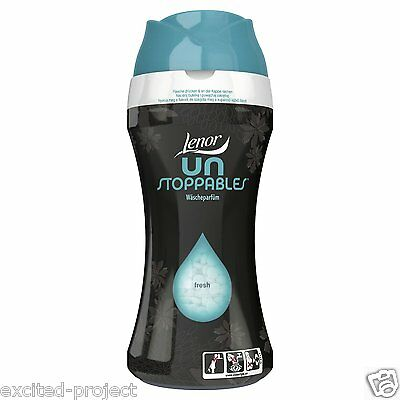 Lenor Unstoppables Fresh Laundry Perfume From Germany - 275 g / 9.7 oz