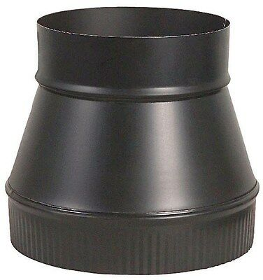 """Imperial Manufacturing Pipe Increaser 8"""" Dia To 6"""" Dia Blk"""