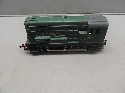 Triang Hornby 1960's BR GREEN LIVERY Class 08 Diesel Shunter Loco