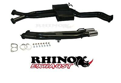 "Vu Vy Vz V8 Holden Commodore Ute Twin 2.5"" Cat Back Sports Exhaust System"