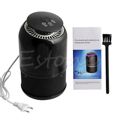 Electronic Mosquito Killer Lamp Zapper Bug Fly Stinger Pest Insect Control EU