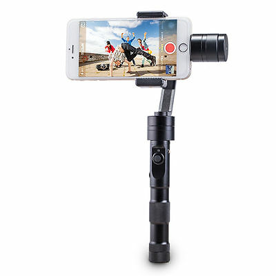 """Zhiyun Z1-Smooth C 3-Axis Handy Cellphone Gimbal for iPhone Smartphone under 7"""""""