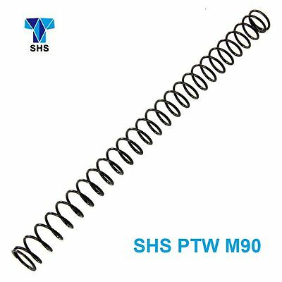 SHS PTW M90 Steel Upgrade Spring for Systema PTW AEG (SHS-249)