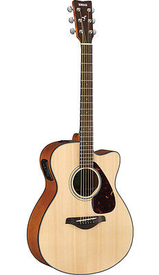 Yamaha FSX800C Acoustic Electric Guitar (Natural)