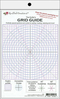 """The Quiller's Grid Guide 8""""X5"""" 308"""