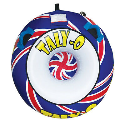 Boatworld Taly-O 1 Rider Watersports Inflatable Towable Tube Ringo Donut