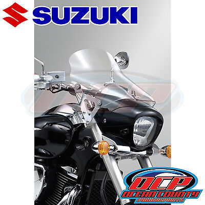 New Genuine Suzuki 2011 - 2016 Boulevard M109R Oem Sport Windshield