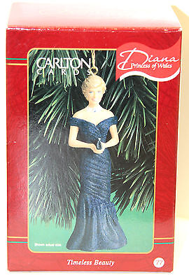 Carlton Cards - Timeless Beauty (Diana Princess of Wales) - Heirloom Collection