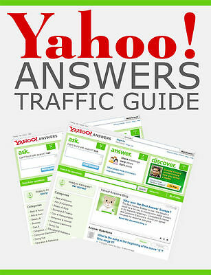 The Yahoo Answers Traffic Guide ebook PDF Master Resell Rights