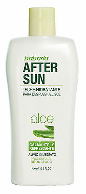 babaria Aloe Vera After Sun 400ml