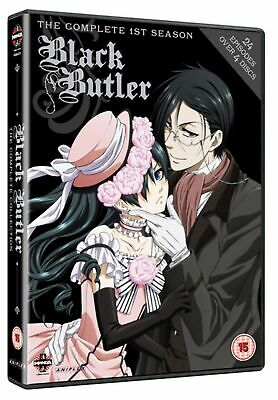 Black Butler: The Complete First Season (Box Set) [DVD]