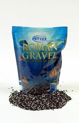 Pettex Roman Fish Tank Aquarium Gravel Harlequin Mix 2kg