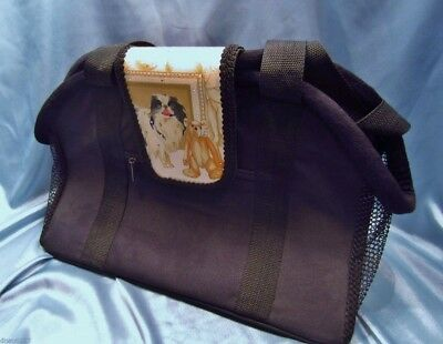 Liz Soto Signatures Pekingese Dog Carrier – New with Tags