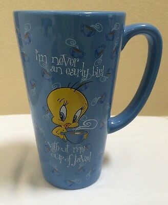 Warner Brothers Sylvester And Tweety Coffee Mug