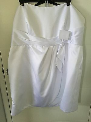 Bridesmaid Dress...Alfred Angelo, size 26.
