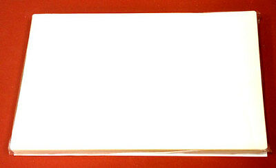 """100p Laminating pouch legal size 3 mil clear pouches 9"""" x14-1/2"""", 3mil each side"""
