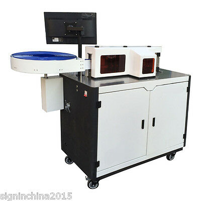 Ving Automatic CNC Channel Letter Bender Machine for Aluminum / SS / Copper Iron