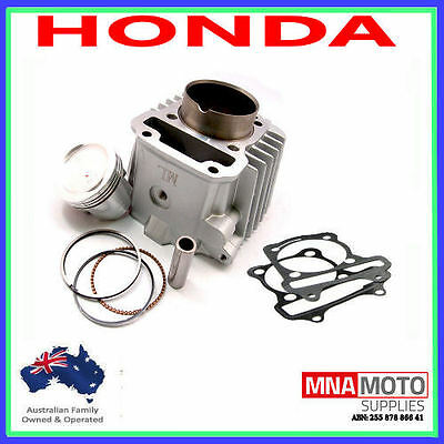 Honda Ct110 Postie Ct 110 Cylinder Piston Rings Gasket Top End Rebuld Kit