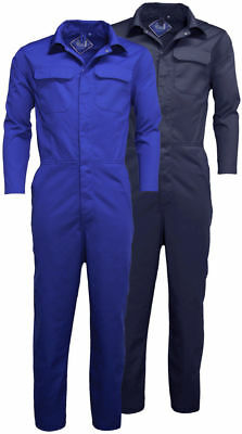 Mens Boiler Suit Overall | Workwear Coverall | Garage | Work | Mechanic