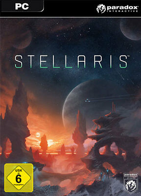 Stellaris CD Key Steam Spiel PC Digital Download Code [DE/EU] NEU