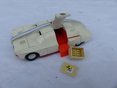 Vintage Dinky Toys 104 - Maximum Security Vehicle - Gerry Anderson - Diecast