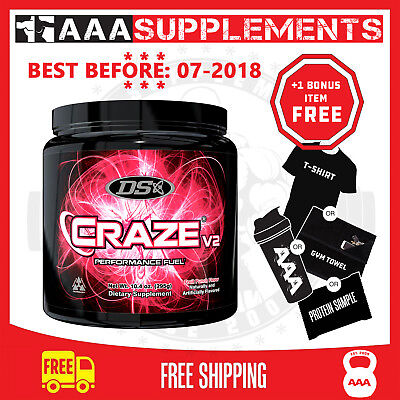 Driven Sports DS Pre Workout Gym Fitness Weight Fat Loss Supplement Power Sport
