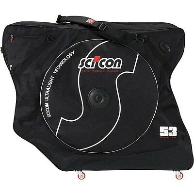 Scicon Aero Comfort 2.0 TSA Bike Carry Travel Bag Bicycle Road Case AeroComfort