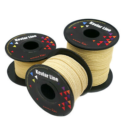 Braid Kevlar Line String for Tactical Camping Outdoor Hiking Home Depot Packing