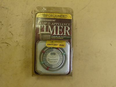 Intermatic Lamp & Appliance Timer TN311C