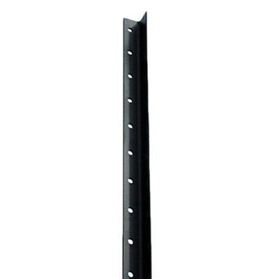 10' Angle Steel Posts - 30 Pack - Powder Coated Deer and Garden Fence