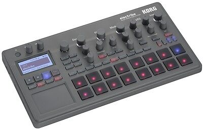 Korg Electribe 2 Groove Box Station