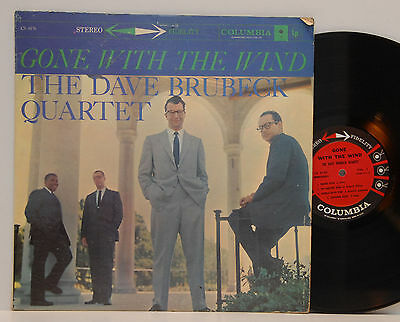 The Dave Brubeck Quartet         Gone with the wind      USA      NM # 56