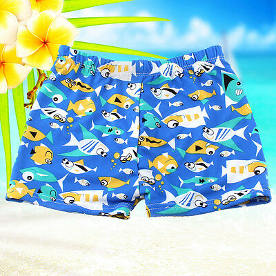 New Boys swimming shorts trunks swimsuit Summer Beach Sport short Pants Swimwear