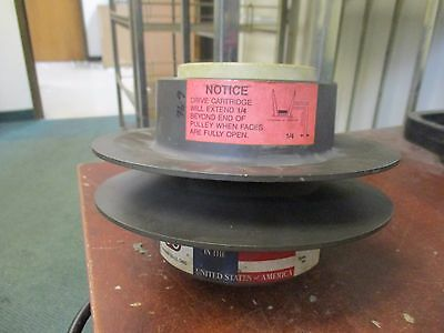 Speed Selector Inc. Variable Speed Pulley 8827-000 Used