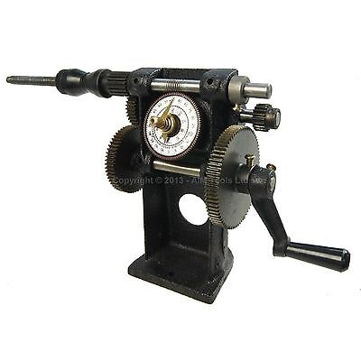 990723A Hand Dual Number winding machine Winder Guitar Coil UK VAT
