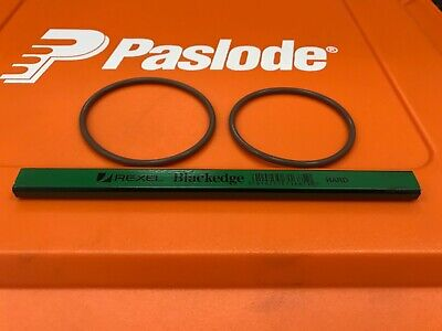 Paslode Im350 Nailer Top And Bottom O-Rings 403992 And 404482 Free Cufflinks