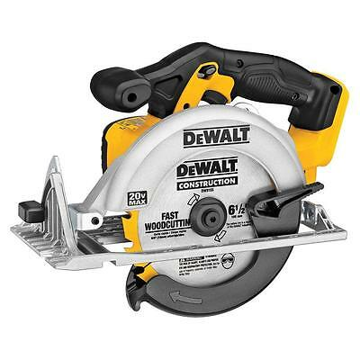 DEWALT DCS391B 20V MAX Li-Ion 6-1/2in Cordless Circular Saw (Tool Only)