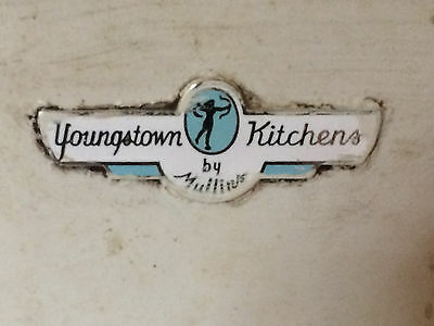 Vintage Youngstown By Mullins Kitchen Sink