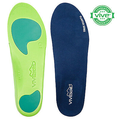 Insoles, Best Orthotic Arch Support Shoe Inserts for Plantar Fasciitis