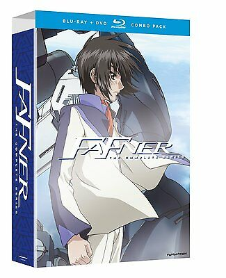 Fafner: Complete Series COMBO Pacck [Blu-ray] [Import anglais]