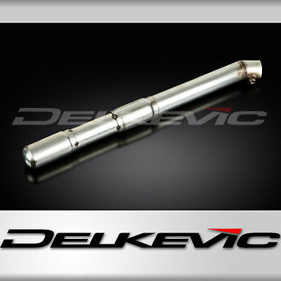 Oversize DB Killer Baffle Fits Delkevic Oval Tri-Oval Silencer Exhaust