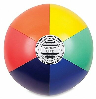 NEW Sunnylife Extra Large Inflatable Pool Party & Beach Ball, Giant Beachball