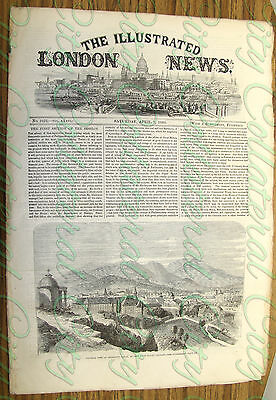 The Illustrated London News - April 7, 1860 (See Photos)