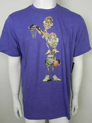 NIKE LIKE FATHER LIKE SON XL NEW Mens Son of Mars Grape Spizike Shirt 534795 520
